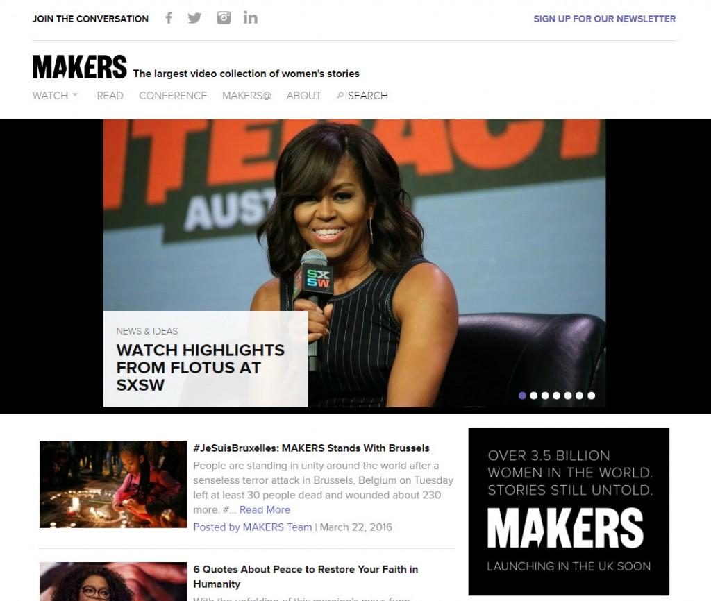 Makers Screenshot