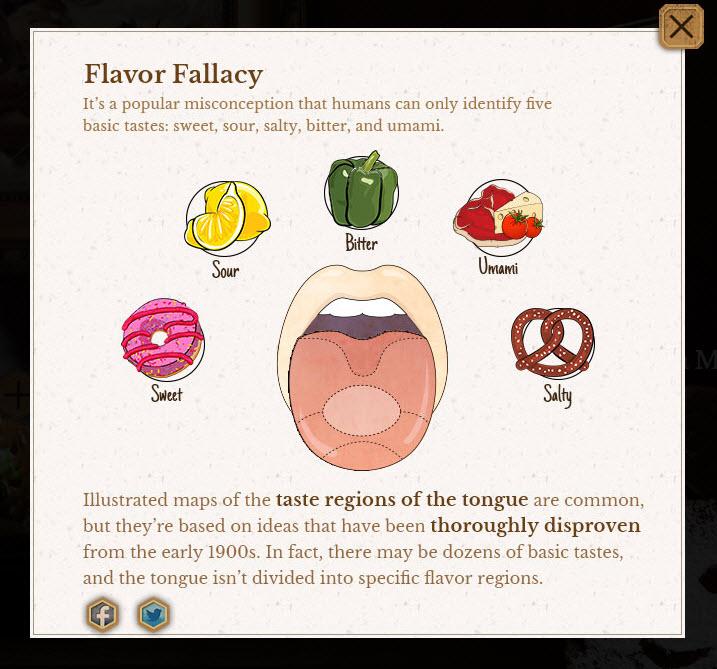 Flavor Fallacy