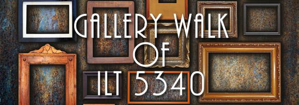 Gallery Walk Header