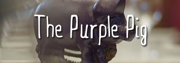Purple Pig Header